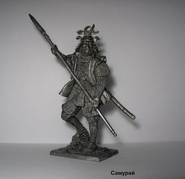 Солдатики EK Castings, 75 мм (продолжение)
