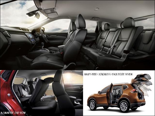 Interiror Nissan X-Trail Mobil SUV Tangguh dan Sporty Terbaik