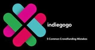 5 Common Crowdfunding Mistakes