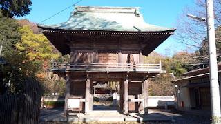 櫻門 国分寺(お寺) 多摩八十八霊場29番札所