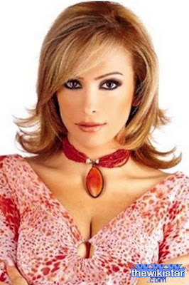 Amal Hijazi, a singer and mannequin Lebanese, was born in Beirut on February 20, 1977