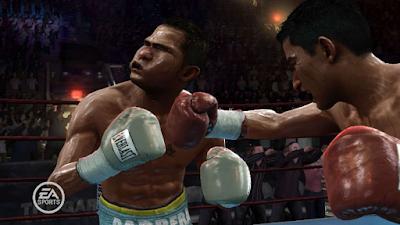 Download Game Tinju PPSSPP ISO Fight Night Round 3 Ukuran Kecil