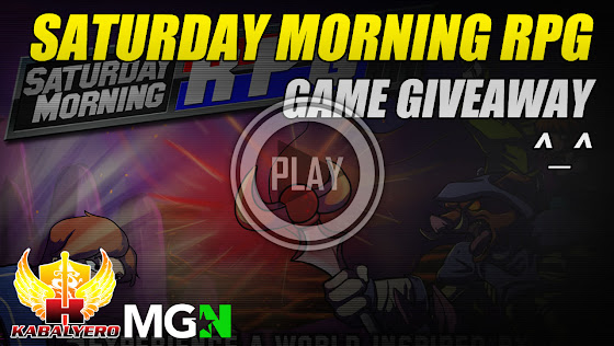 Saturday Morning RPG Game Giveaway