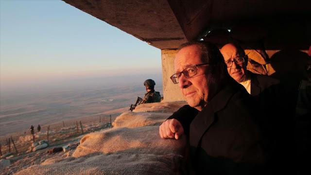 """Hollande ordenó """"asesinatos selectivos"""" de presuntos terroristas"""
