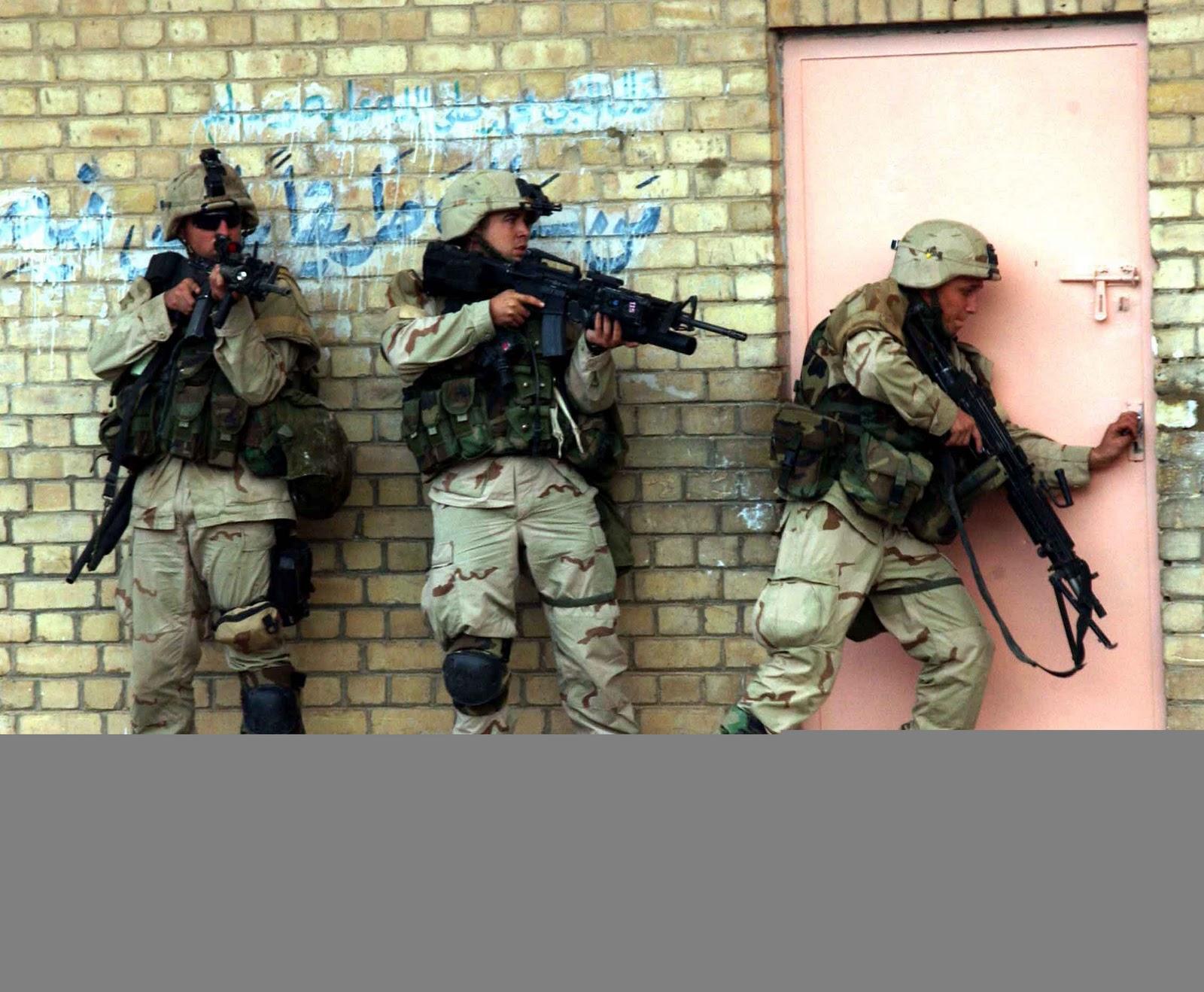 The teach Zone: United States Military HQ Wallpaper