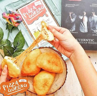 Resep Pizza Goreng Mini Sederhana