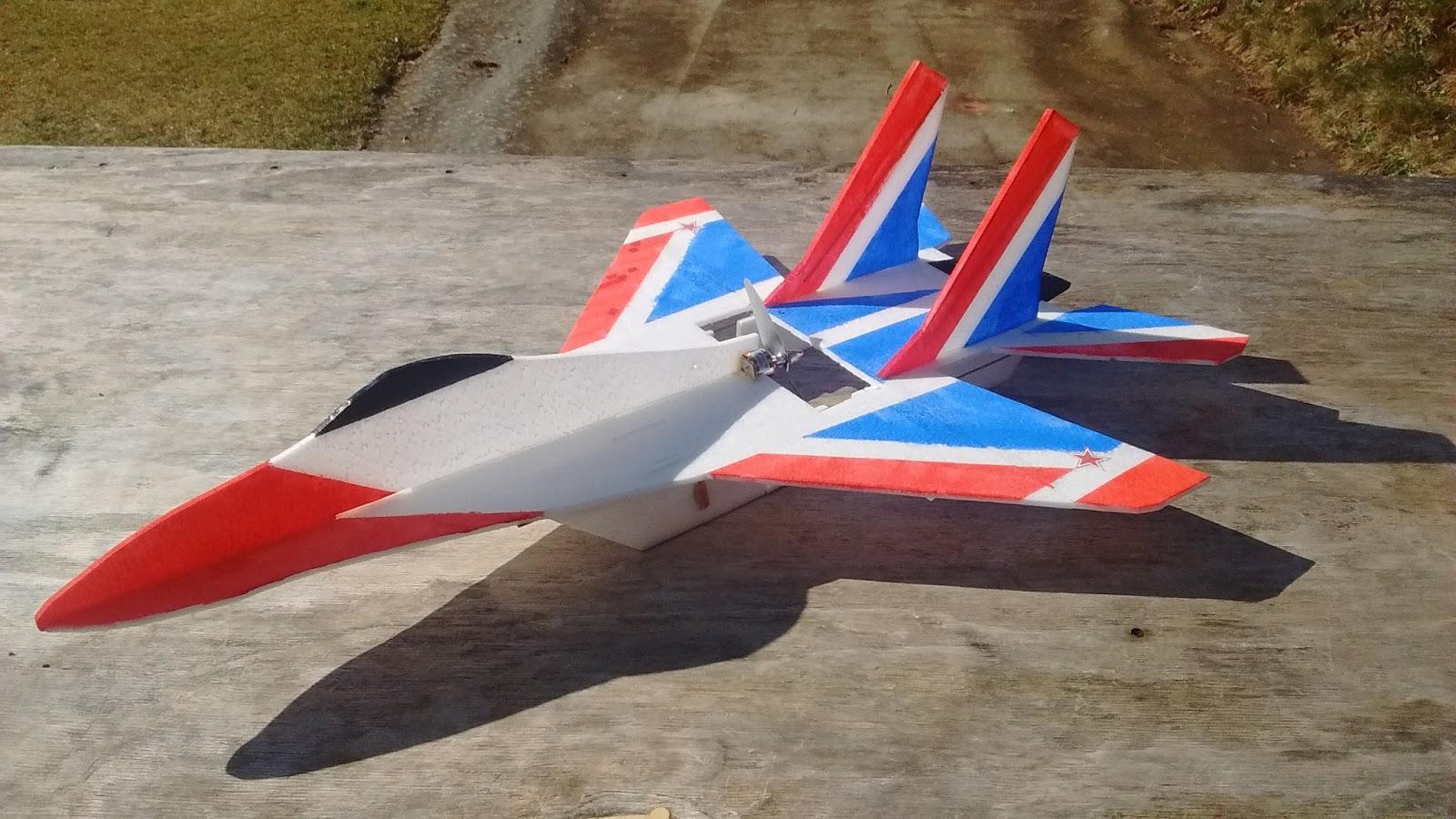 Scott's ParkJet blog: Beginner Park Jet series - Step by