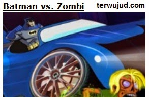 Batman vs Zombi-terwujud.com