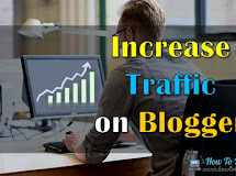 How do I increase views on my blog in blogger?