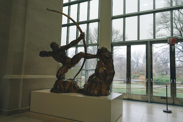 弓をひくヘラクレス(Herakles the Archer)