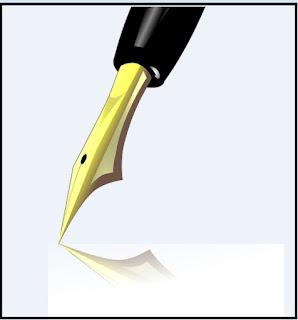 Pengertian menulis