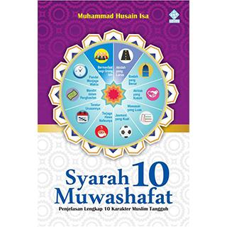 buku Syarah 10 Muwashafat