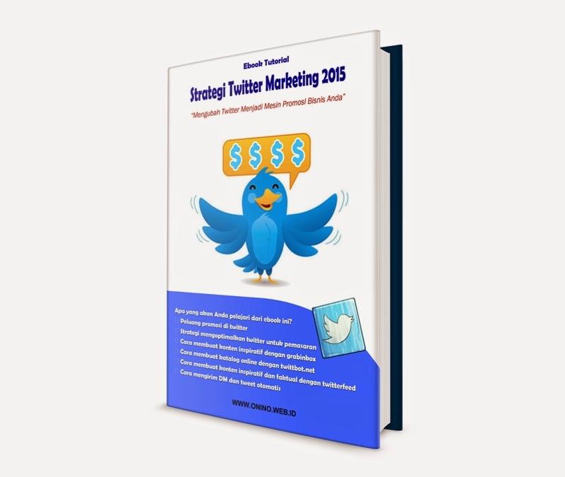 cara membuat twitter bot untuk marketing online
