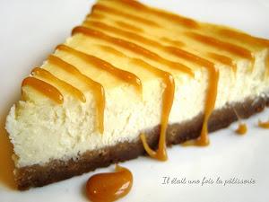 Recette du cheesecake aux spéculoos
