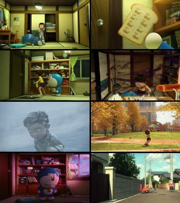 Stand By Me Doraemon 2014 Dual Audio Hindi 480p BluRay