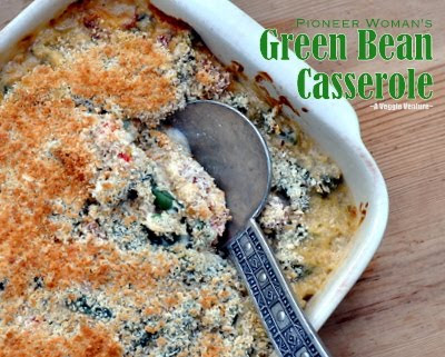 Pioneer Woman's Green Bean Casserole