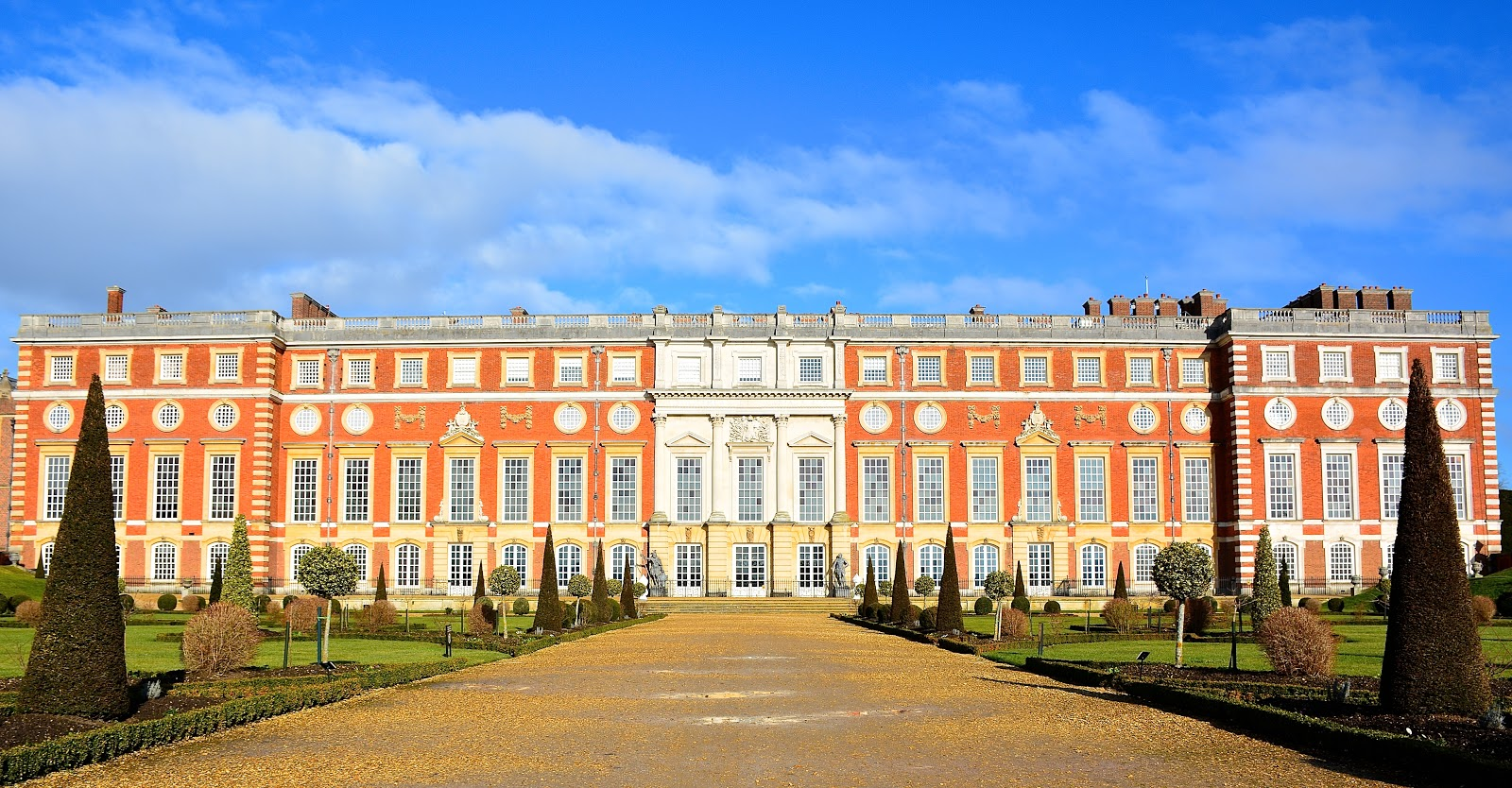 Hampton Court Palace, London, England