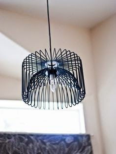 easy diy chandelier lamp light bowl decorative fruit bowl