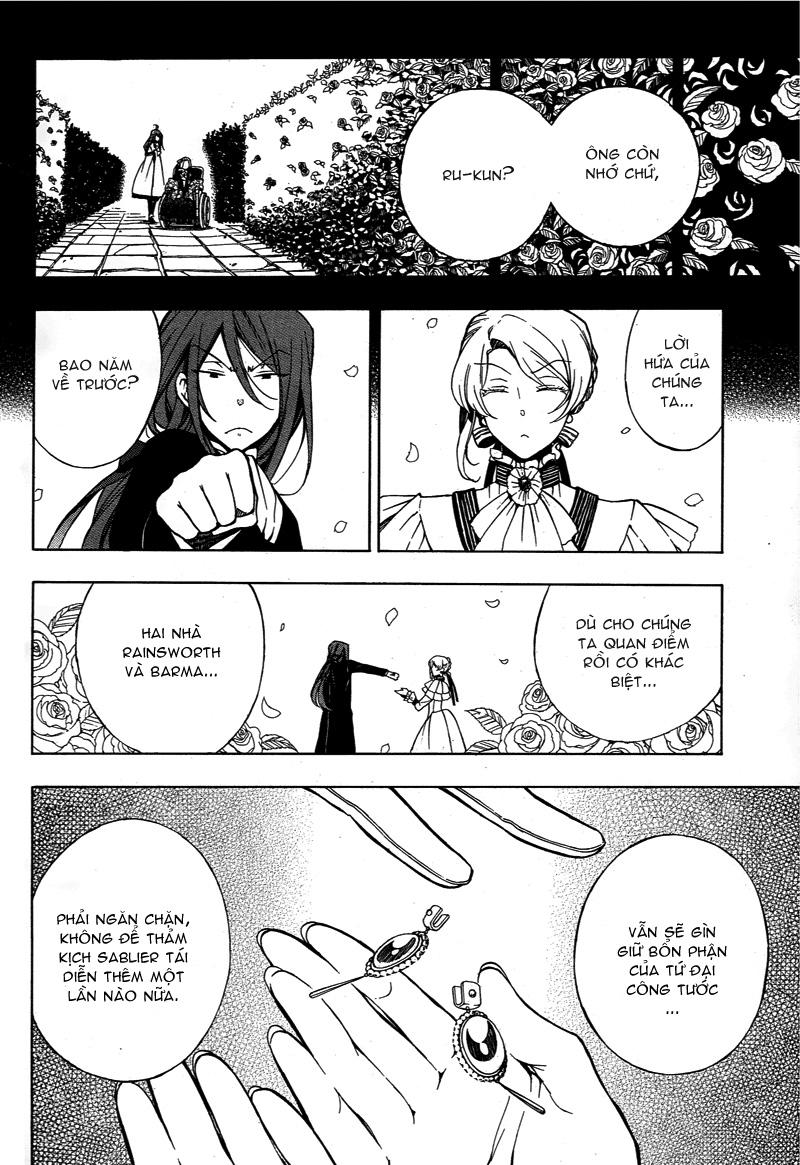 Pandora Hearts chương 065 - retrace: lxv collapse trang 2