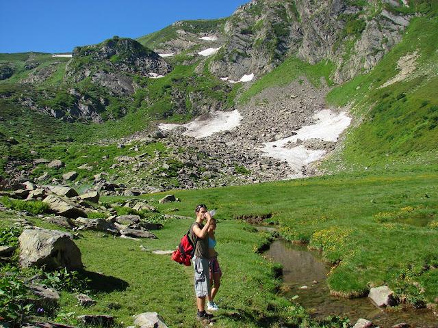 Путешествие по Краснодарскому краю - На хребте Ачишхо
