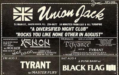 Union Jack ad