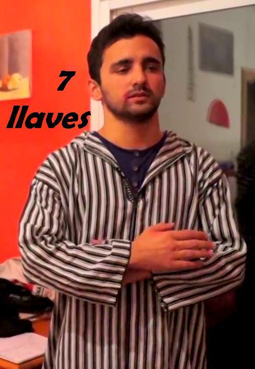 7 llaves, film