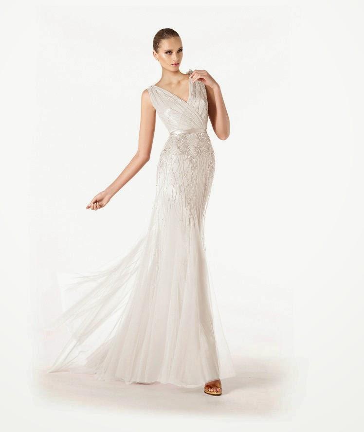 pronovias vestidos de novia baratos low cost