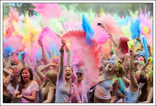 20 Beautiful Holi Wallpapers Festival Of Colors In India Bored Art