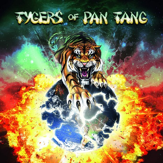 TYGERS OF PAN TANG - Tygers Of Pan Tang (2016) full