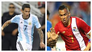 Argentina vs Panamá en Copa América Centenario