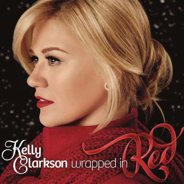 Kelly Clarkson - Wrapped In Red Cover
