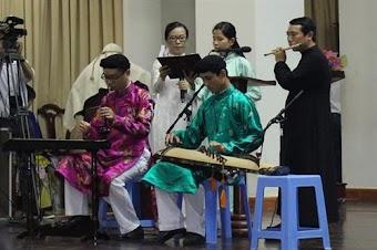 Hội ngộ liên tôn giáo cử hành lòng thương xót ở Việt Nam