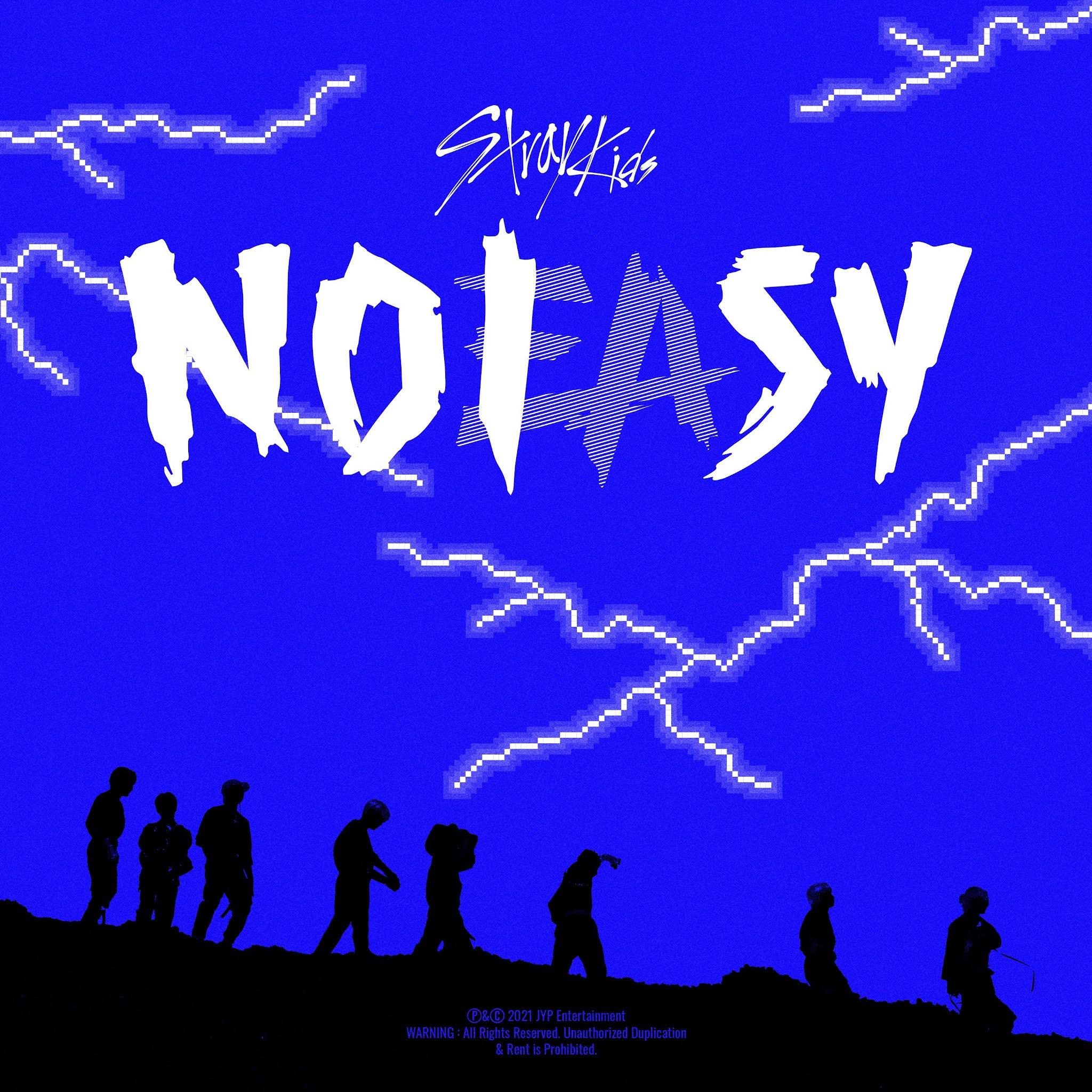 Stray Kids - NOEASY