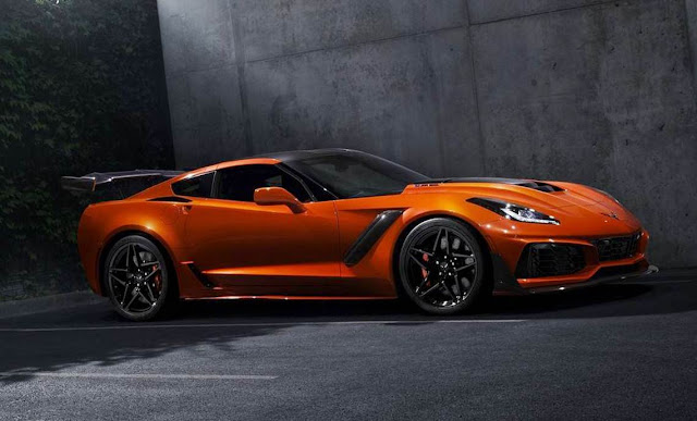 Pareri Reviewuri Chevrolet Corvette ZR1 2018