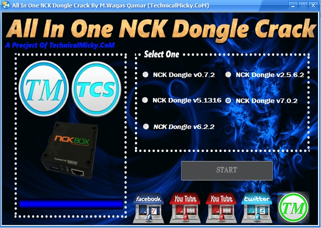 All In One NCK Box Cracks In One Setup Free Download