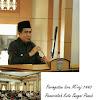Pemkot Peringati Isra Mi'raj Nabi Besar Muhammad SAW 1440 H.