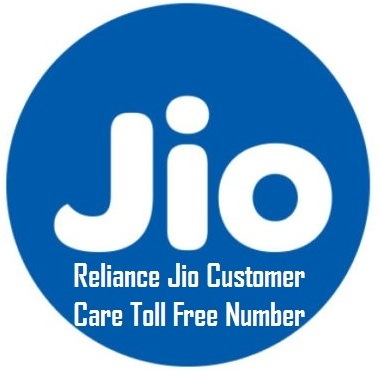 Reliance Jio Customer Care Toll Free Number