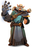 Paladins - Torvald