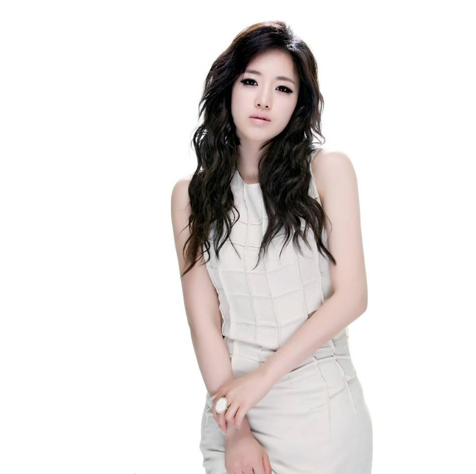 Eunjung ( T-ara ) Korean Hairstyles