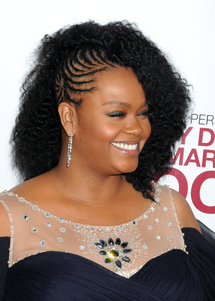 Hair Extension Hairstyles and Information: Curly weave