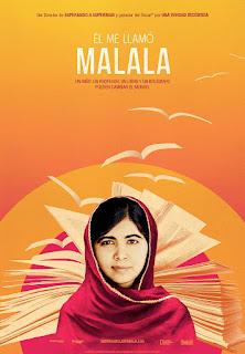 Cartel: Él me llamó Malala (2015)