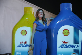 Andrea Torres at Shell Bike Fair 2017