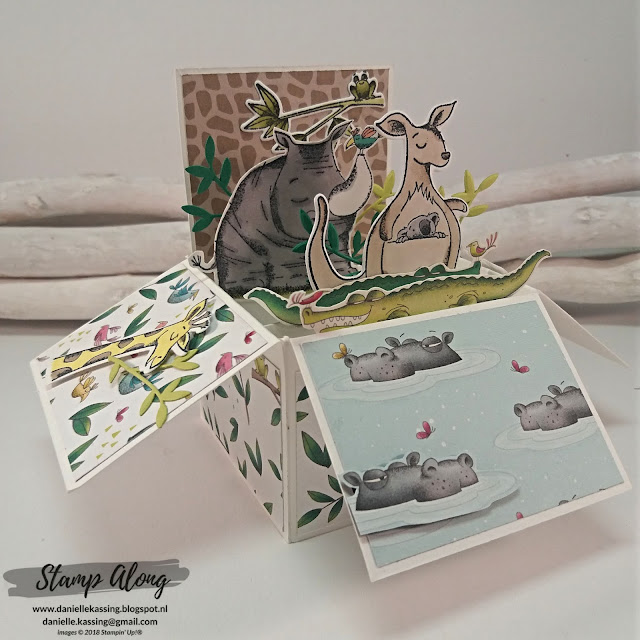 Stampin' Up! Animal Outing Bundle