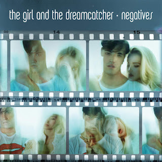 The Girl And The Dreamcatcher - Negatives (EP) (2016) - Album Download, Itunes Cover, Official Cover, Album CD Cover Art, Tracklist