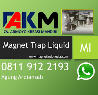 Magnet Trap Liquid Untuk Industri Food safety
