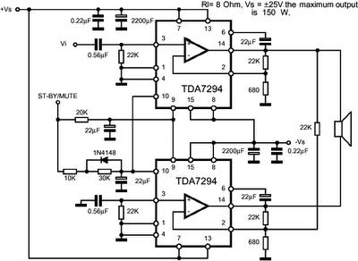 class e amplifier circuit diagram amplifiercircuits.com: subwoofer circuit #13