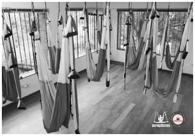 aerial pilates swing
