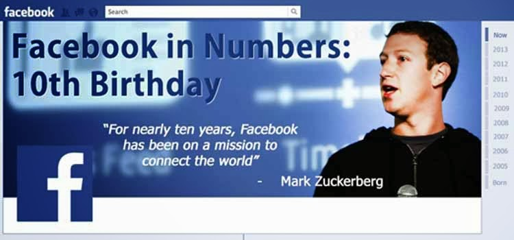 Facebook celebrates its10, facebook birthday, Mark Zuckerberg, facebook, social media,
