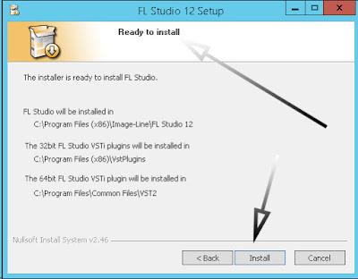 Cara Menginstall Software FL Studio 12 Terbaru