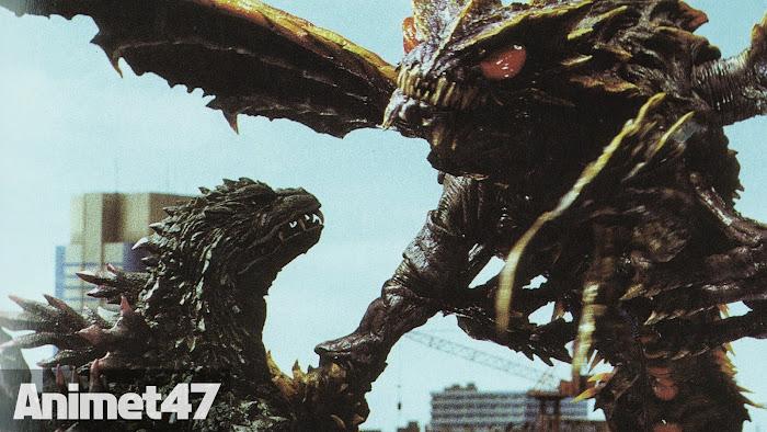 Ảnh trong phim Godzilla vs. Megaguirus 1